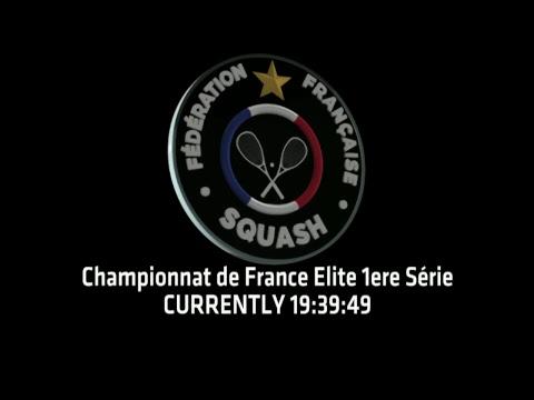 Championnat de France Elite 1ere Série 2018 - Day 2