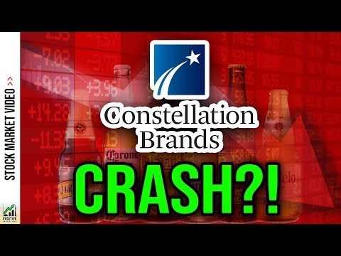 Why Did Constellation Brands Stock STZ Cash Today? 🔻