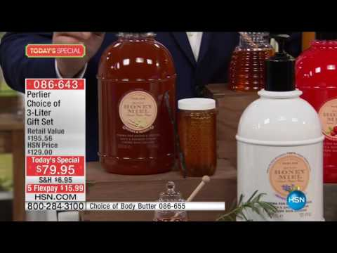 HSN | Perlier Beauty 20th Anniversary 10.20.2016 - 12 AM