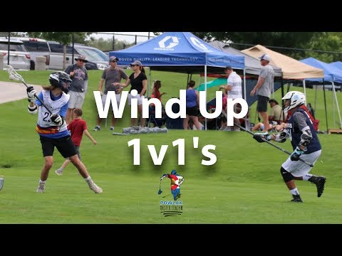 Wind Up 1v1's | Lacrosse | POWLAX