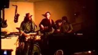 International Mess with Steve Webb band, 1993