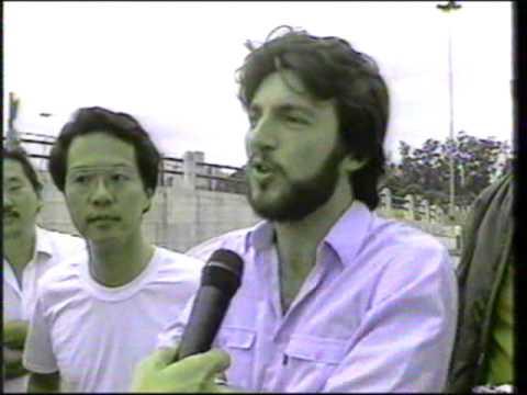 Linha Montagem VW Fusca 1986 / Clube do Fusca SP
