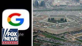 Growing conflict between Pentagon and tech engineers