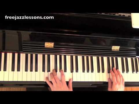 Chet Baker Jazz Lick Lesson