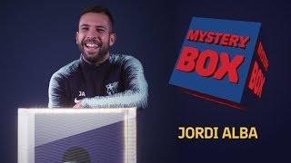 MYSTERY BOX   Jordi Alba