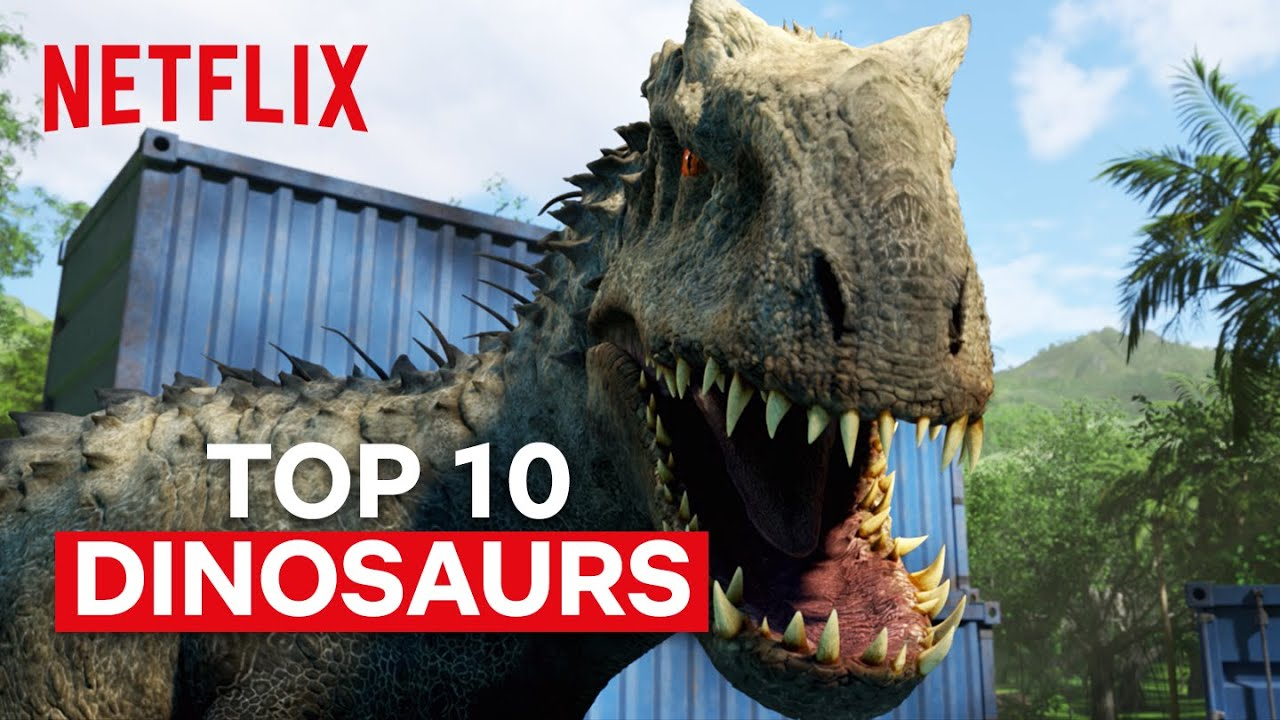 Download Top 10 Scariest Dinosaurs in Jurassic World Camp Cretaceous 😱 Netflix Futures