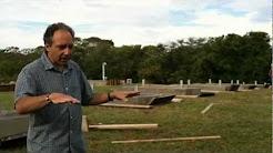 Vineyard Power: Aquinnah Construction Update #2 (10/2/12)