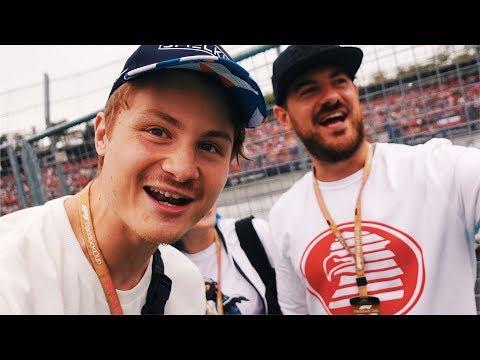 Formel 1 Date mit Godehardt von Ring Police