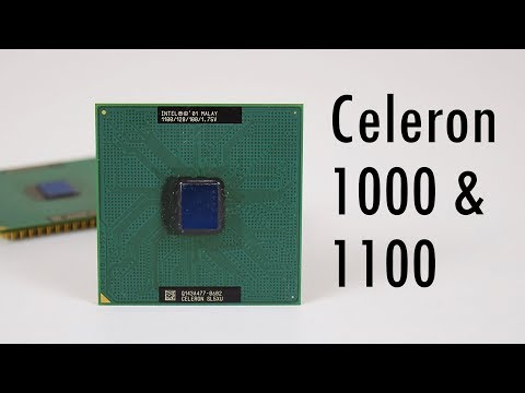 Celeron 1000 and 1100 worth it for retro gaming?