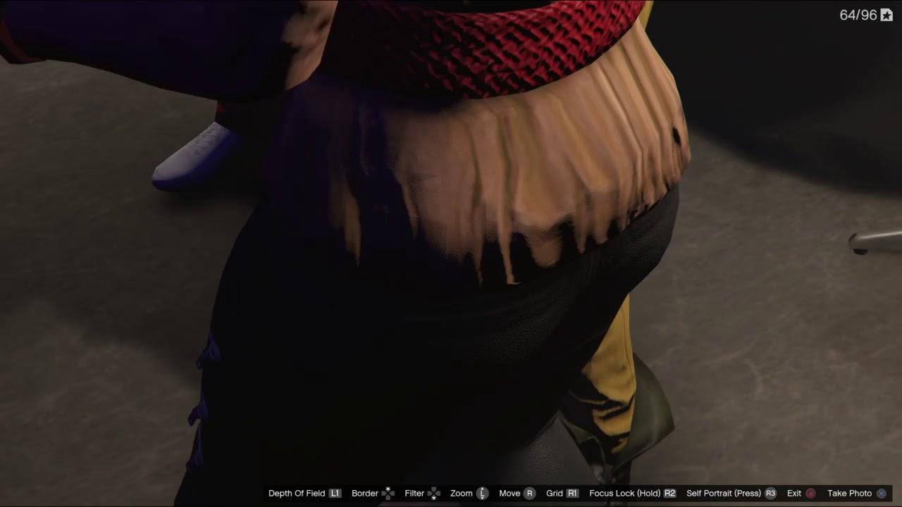Nice fat asses