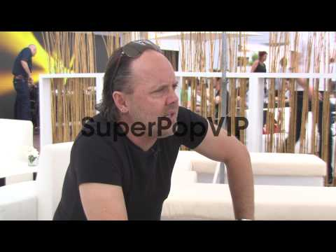 INTERVIEW - Lars Ulrich on being passionate about film at...