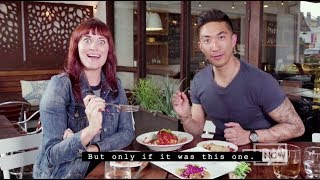 Vegan Virgin with Chef Ronnie Woo & Mamrie Hart