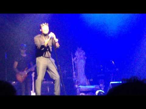 Raheem DeVaughn Live. When You Love Somebody. Club Nokia
