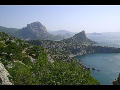 Алчак-Кая  - «низкая скала» с эоловой арфой