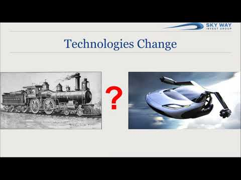 Introduction to the SkyWay Technology   Once in a lifetime opportunity 23 11 2017