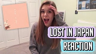 Shawn Mendes - Lost In Japan | REACTION