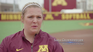 Sara Groenewegen - Minnesota Softball Feature