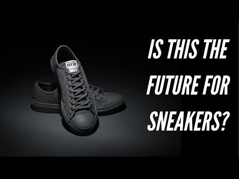 Sneakers? Nothing New