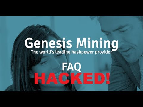 Genesis Mining Hacked What You Need to Do Now!