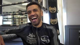 'MY MIND IS CLEAR & I'M ITCHING TO GET GOING' - SAM MAXWELL IS LOOKING FORWARD TO BIG FIGHTS IN 2020