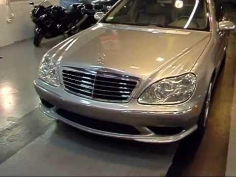 2005 Mercedes Benz S500 Sport Edirect Motors Youtube