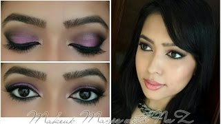 eid makeup colourful smokey eye tutorial bh 120 eyeshadow palette