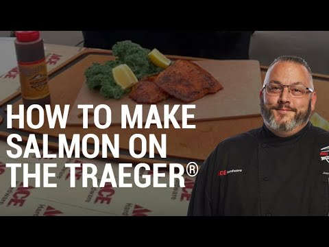 Salmon On The Traeger - Ace Hardware