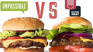 Beyond Burger vs Impossible Burger: The Verdict