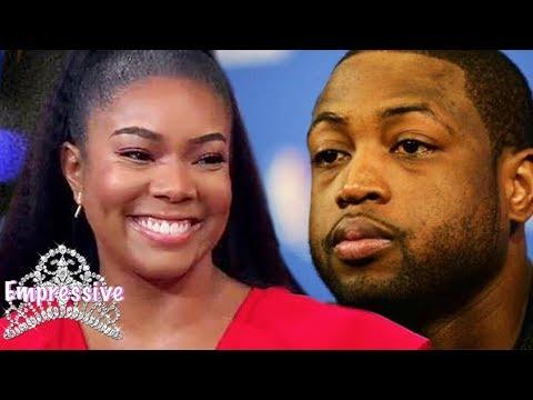 Gabrielle Union defends tasting Dwayne Wade's buttocks  Keyshia Ka'oir's secret children?