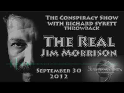 (The Conspiracy Show Throwback) The Real Jim Morrison with Alan Graham