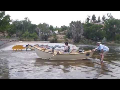 Float Fishing The Arkansas River, Pueblo CO 2013