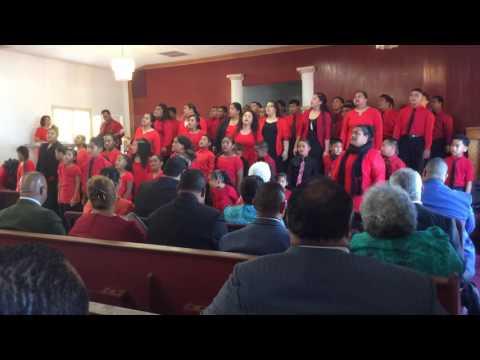 FSFGPCI Eastern District Youth Mass Choir 2/2