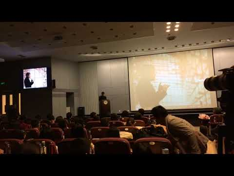 The full lecture of Kengo Kuma May 2017 - Tsinghua Universit