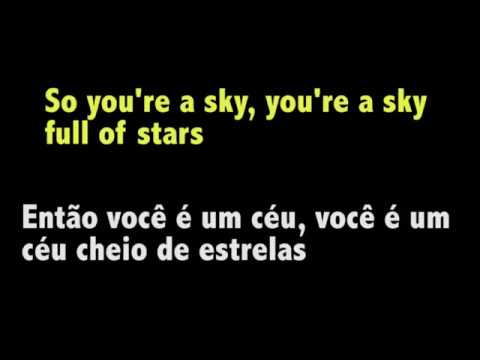 Coldplay - Sky  of stars - Legendado - Dual Legendas 19