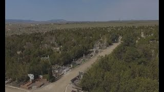 В Феодосии планируют расширять городское кладбище