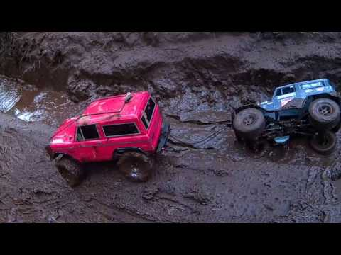 Extreme Offroad Hsp Rock Cruiser Rgt Rc Scale 4wd Bandung Adventure
