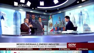 Energy Reform a big victory for Mexico
