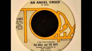 HAL MILLER & THE RAYS - AN ANGEL CRIED - TOPIX 6003-V - 1961
