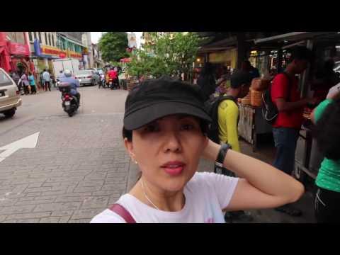 Jalan sore di George Town / Penang Malaysia / #Vlog