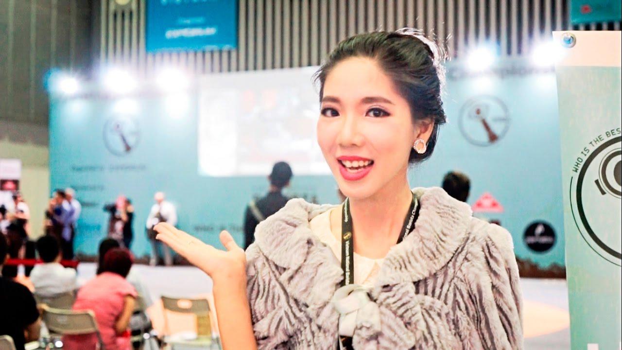 MC Bảo Ngọc (MC song ngữ) - Vietnam National Barista Championship 2017