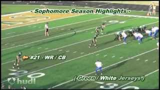 Josh DeVries - Sophomore Season Highlights &