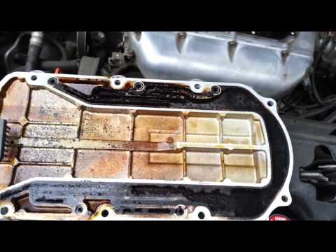 How to Clean the EGR ports on a Honda Pilot