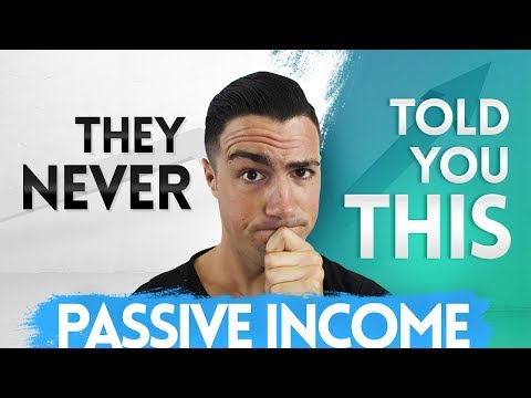 EXPOSED: Passive Income - The 6 Dirty Myths They Never Told You