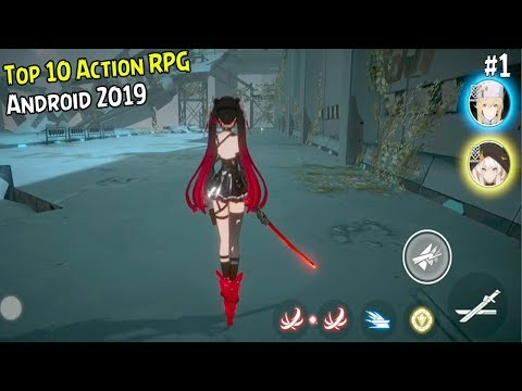 Top 10 Best Action RPG Android 2019