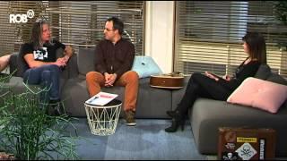 """""""De kracht van de gitaar"""" op ROB-TV!"""