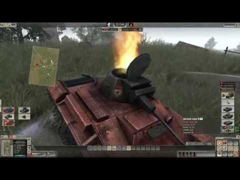 MoW:AS2 для WT Forum — танковые бои