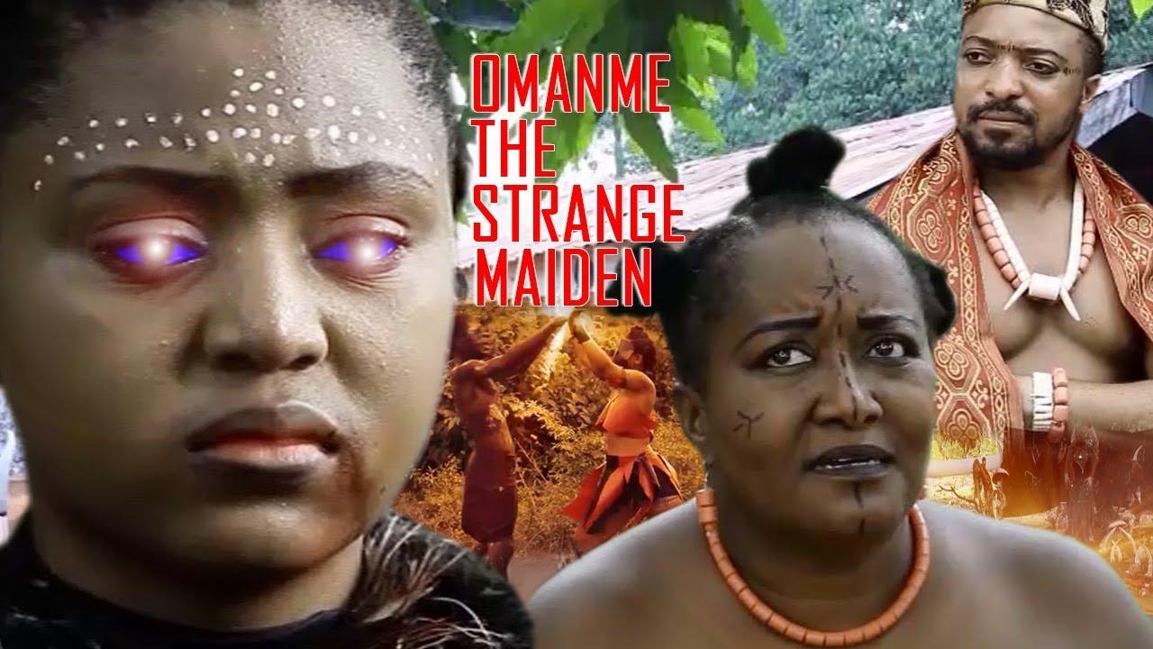 Download Omanme The Strange Maiden 5&6 -Regina Daniel's 2018 Latest Nigerian Nollywood Movie/African Movie Hd