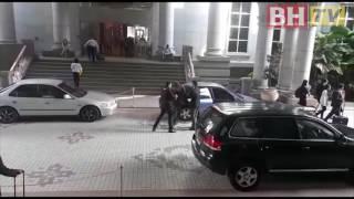 Pegawai kanan polis dilepas dengan jaminan