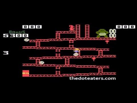 Donkey Kong - Intellivision (Coleco 1982)