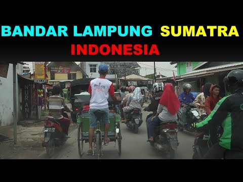 A Tourist's Guide to Bandar Lampung, Sumatra, Indonesia